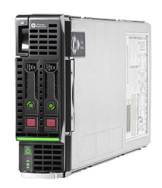 Сервер HP ProLiant BL460c Gen8 - фото 2
