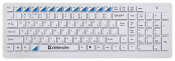 Комплект клавиатура+мышь Defender (895)