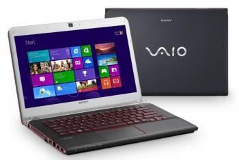 Ноутбук 14 Sony SVE14A2V1RB.RU3 черный