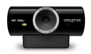 Камера Web Creative Live! Cam Sync HD черный (73VF077000001)