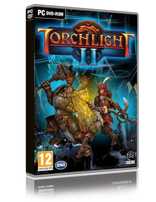 Игра для ПК Soft Disk Torchlight 2 Подарочное издание (16+) - фото 2