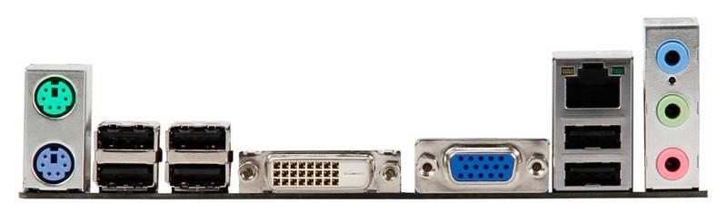 Материнская плата Soc-1155 MSI H61M-P31/W8 mATX - фото 4