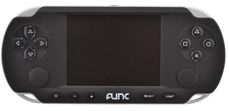 Игровая консоль Func Hero-01 черный - фото 1