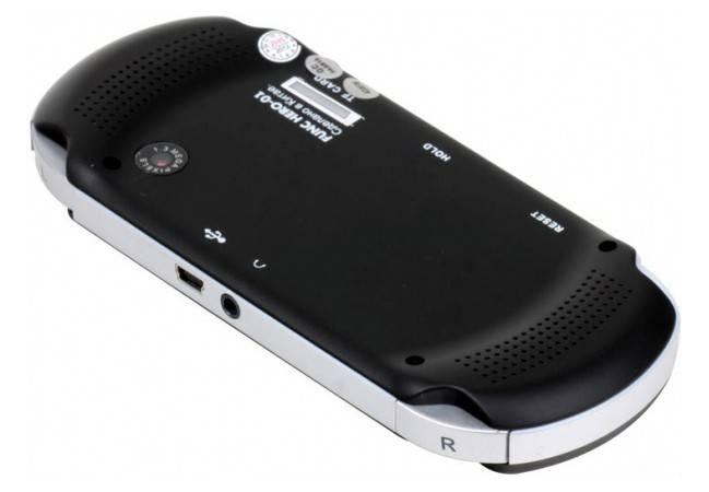 Игровая консоль Func Hero-01 черный - фото 2