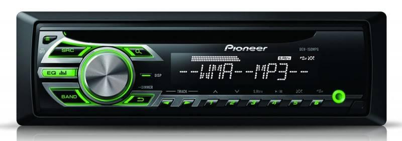 Автомагнитола Pioneer DEH-150MPG - фото 1