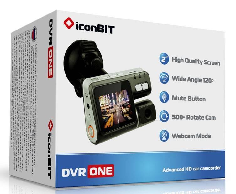 Видеорегистратор iconbit dvr one инструкция