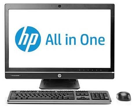 "Моноблок 23"" HP Pro 8300 черный - фото 1"