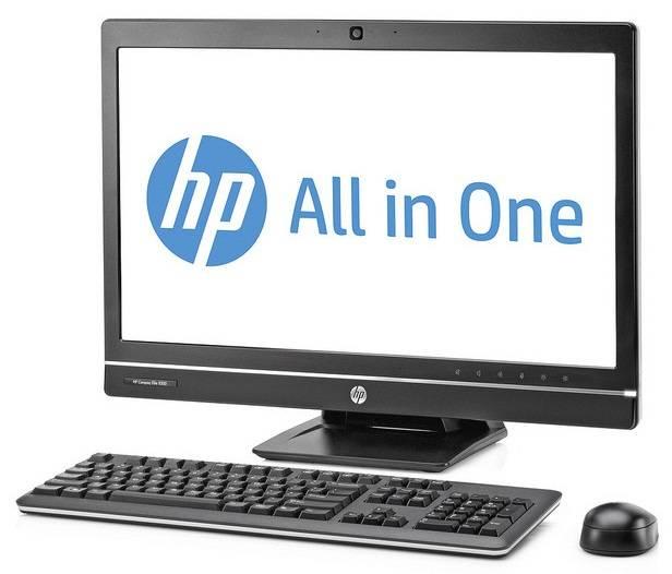 "Моноблок 23"" HP Pro 8300 черный - фото 4"