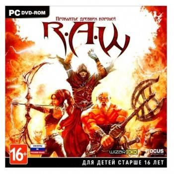 Игра for PC R.A.W. Проклятье древних королей rus sub