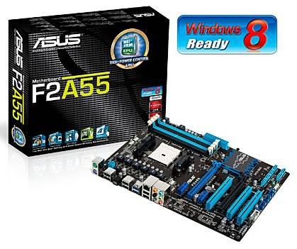 Материнская плата Soc-FM2 Asus F2A55 ATX - фото 4
