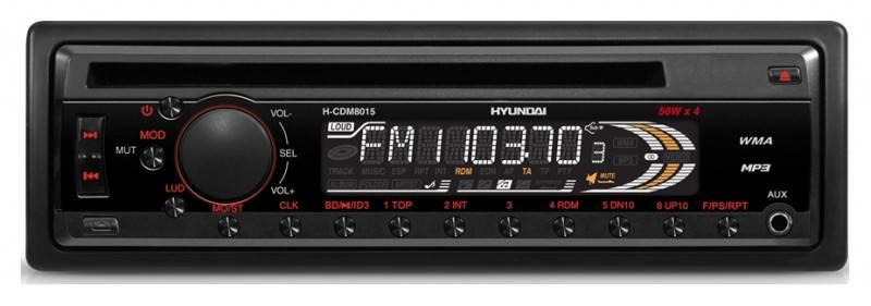 Автомагнитола Hyundai H-CDM8015 - фото 3