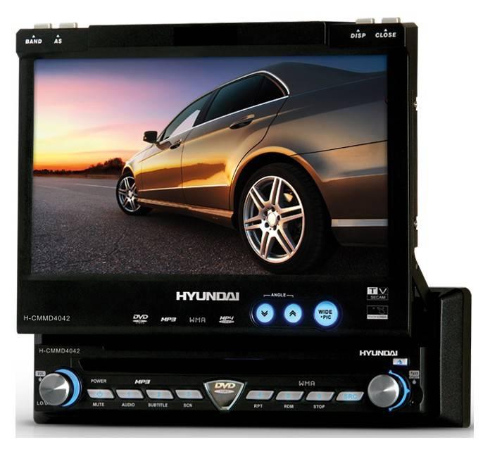 Автомагнитола Hyundai H-CMMD4042 - фото 1