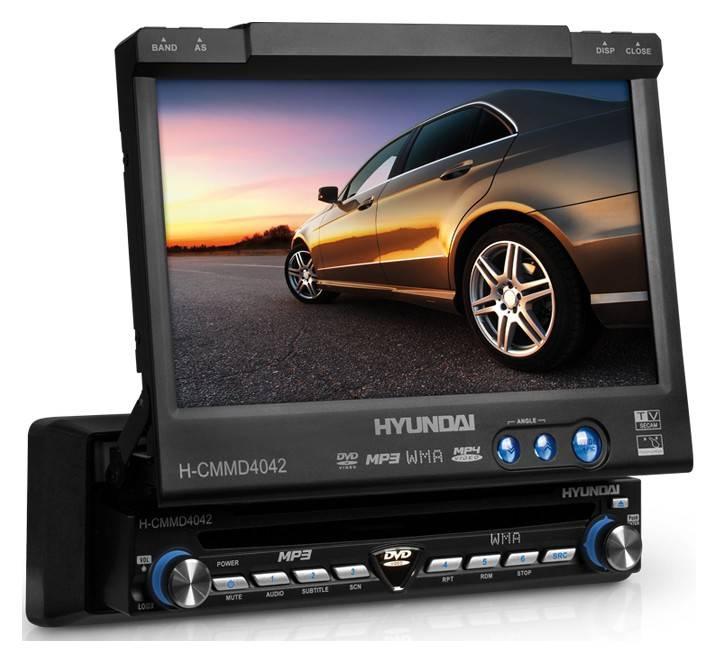 Автомагнитола Hyundai H-CMMD4042 - фото 2