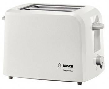 Тостер Bosch TAT3A011 белый