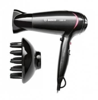 Фен Bosch PHD5962 черный/розовый