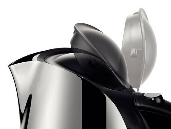 Чайник электрический Bosch TWK6303 серебристый - фото 6