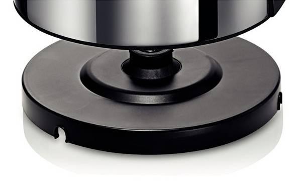 Чайник электрический Bosch TWK6303 серебристый - фото 8