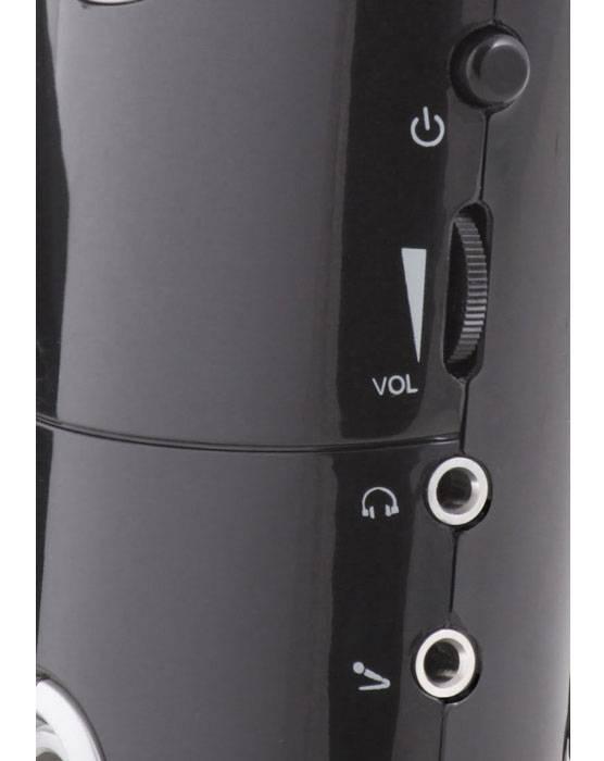 Колонки Sven 245 черный 2.0 - фото 3