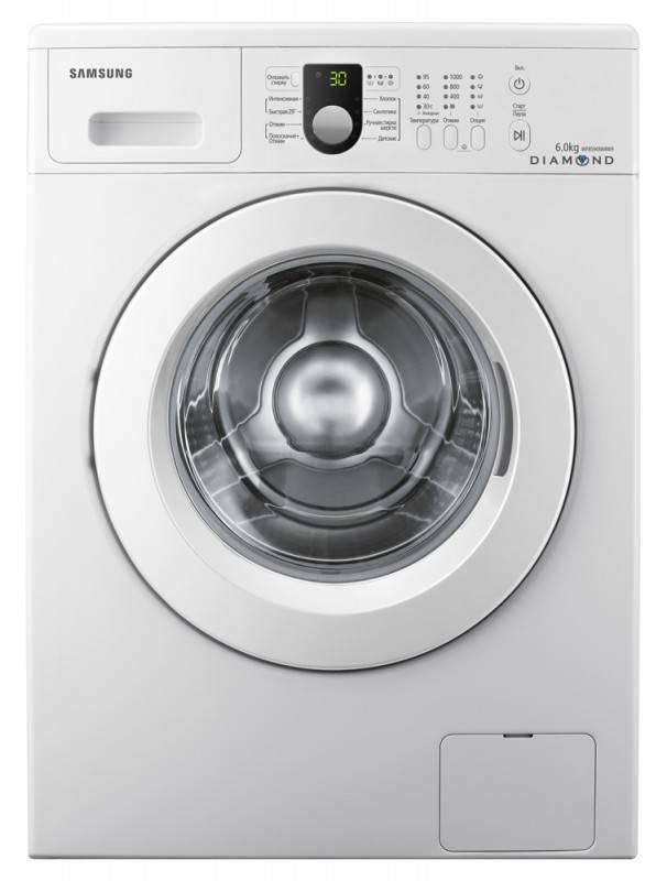 Стиральная машина Samsung WF8590NMW9 белый - фото 2