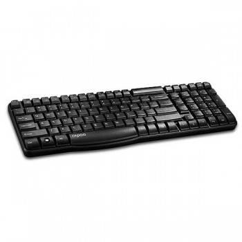 Клавиатура Rapoo E1050 черный