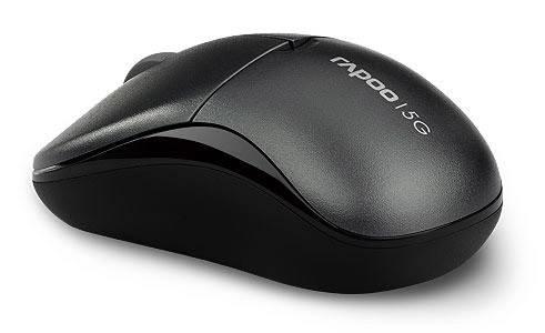 Мышь Rapoo 1090p серый - фото 1