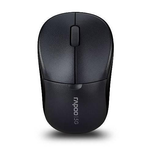 Мышь Rapoo 1090p серый - фото 2
