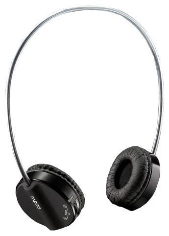 Bluetooth гарнитура беспроводные Rapoo H6020 - фото 1