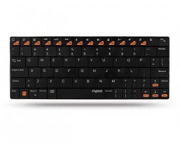 Клавиатура Rapoo E6300 черный / серебристый