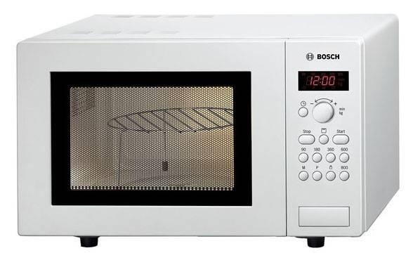 СВЧ-печь Bosch HMT75G421 белый - фото 1