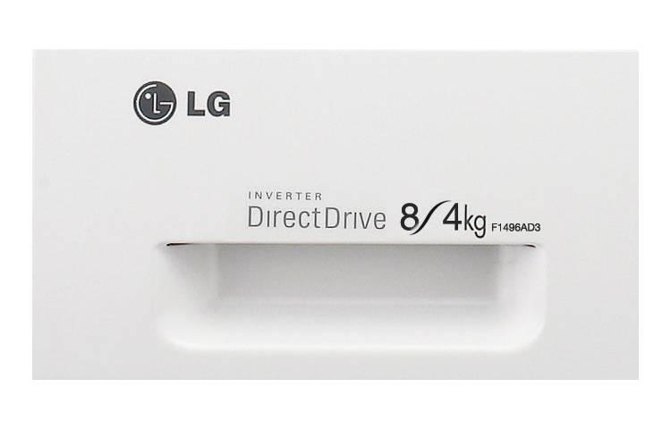 Стиральная машина LG F1496AD3 белый - фото 4