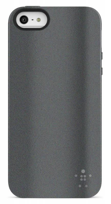Чехол (клип-кейс) Belkin F8W126vfC00 темно-серый - фото 2