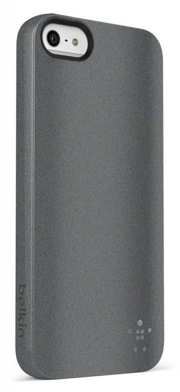 Чехол (клип-кейс) Belkin F8W126vfC00 темно-серый - фото 3
