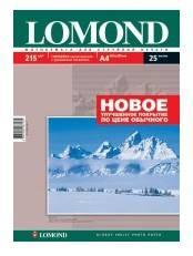 Бумага Lomond (0102080) A4 / 215г / м2 / 25л. белый