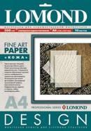 Бумага Lomond 0918041 A4 200г/м2 10л. белый