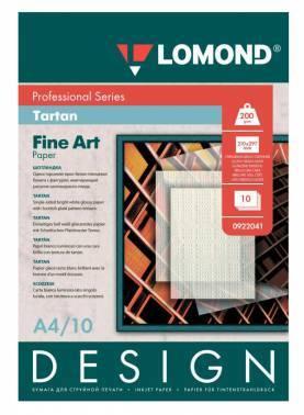 Бумага Lomond (0922041) A4 / 200г / м2 / 10л. белый