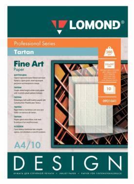 Бумага Lomond (0921041) A4 / 200г / м2 / 10л. белый