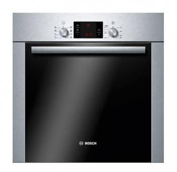 Духовой шкаф электрический Bosch HBA63B251 серебристый