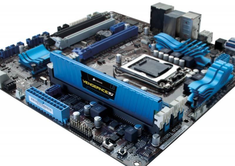 Модуль памяти DIMM DDR3 8Gb Corsair CML8GX3M1A1600C10B - фото 3
