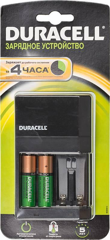 Аккумулятор + зарядное устройство AA Duracell CEF14 (2шт) - фото 5