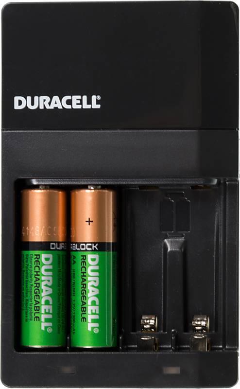 Аккумулятор + зарядное устройство AA Duracell CEF14 (2шт) - фото 2