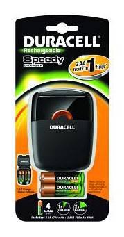Зарядное устройство Duracell CEF27