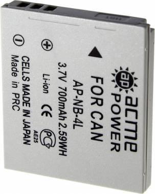 Аккумулятор для компактных камер AcmePower AP-NB-4L