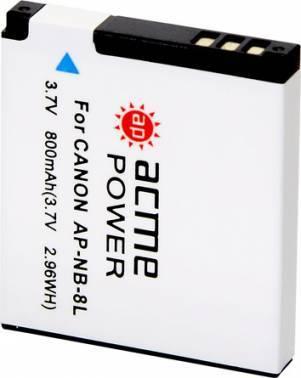 Аккумулятор для компактных камер AcmePower AP-NB-8L