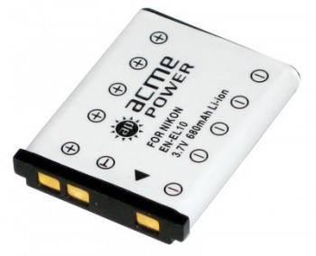Аккумулятор для компактных камер AcmePower AP-EN-EL10
