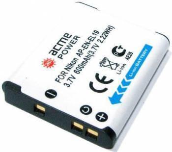 Аккумулятор для компактных камер AcmePower AP-EN-EL19