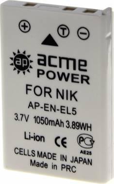 Аккумулятор для компактных камер AcmePower AP-EN-EL5