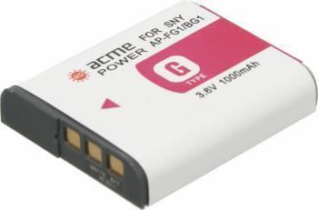 Аккумулятор для компактных камер AcmePower AP-NP-BG1 / FG1