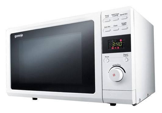 СВЧ-печь Gorenje MO-20 DW белый - фото 1