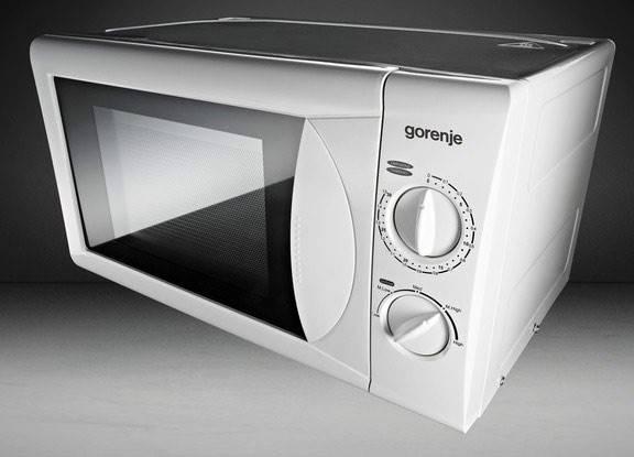 СВЧ-печь Gorenje MO200MW белый - фото 2