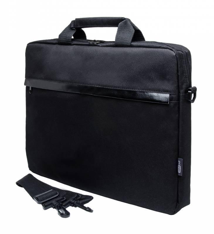 """Сумка для ноутбука 15.6"""" PC Pet HQ Classic черный - фото 1"""